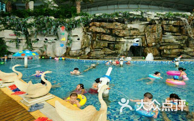 咸阳海泉湾温泉世界-图片-西安景点-大众点评网