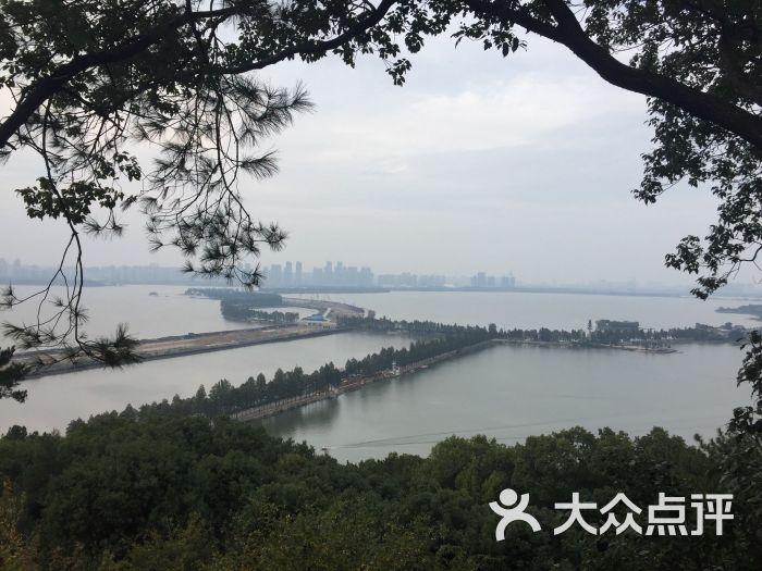 东湖磨山风景区怎么样