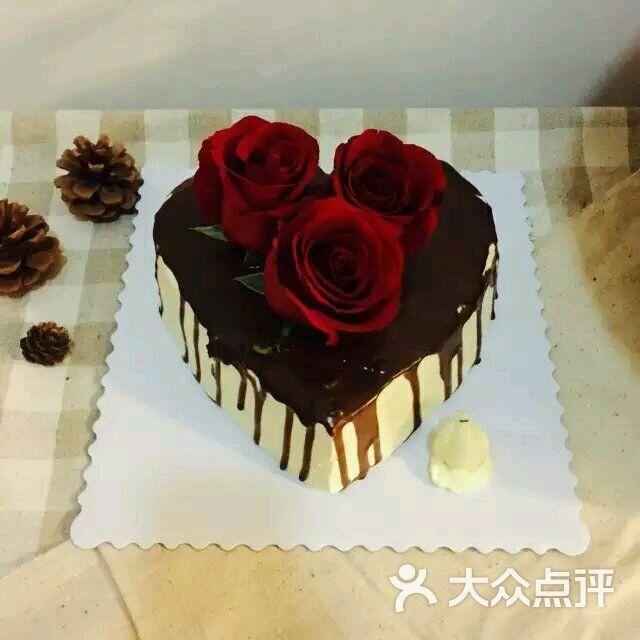 三只小羊私房烘焙-心形蛋糕图片-北京美食-大众点评网