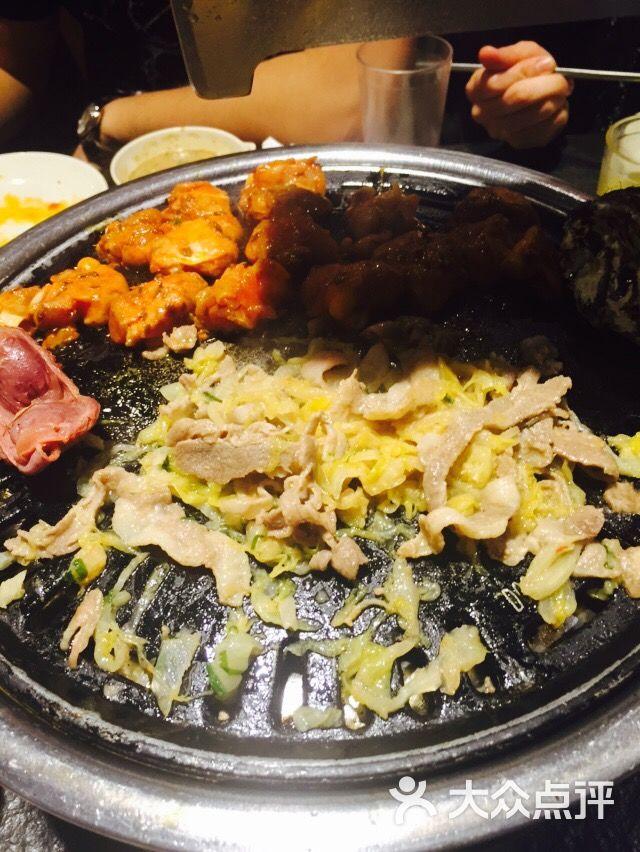 和谐号海鲜烤肉火锅自助-图片-大连美食-大众点评网