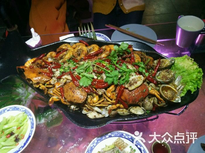 故事里海鲜大餐-图片-西安美食-大众点评网