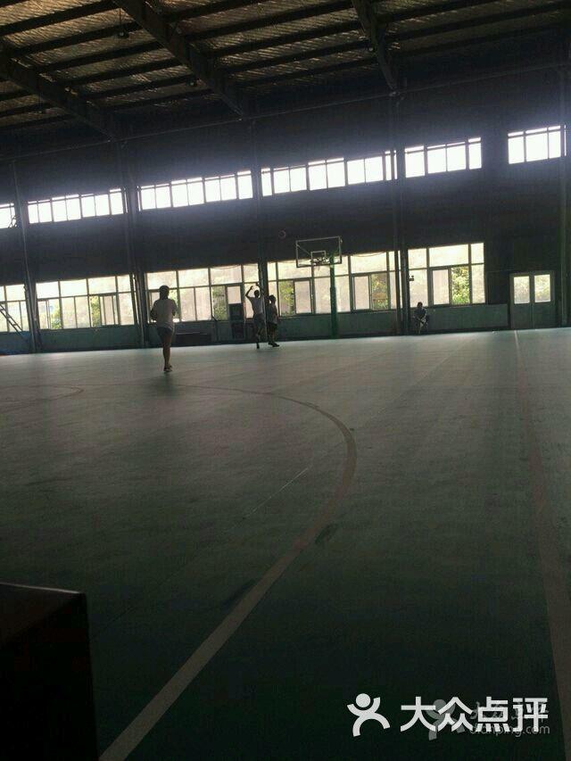 新区室内篮球馆-图片-苏州运动健身-大众点评网