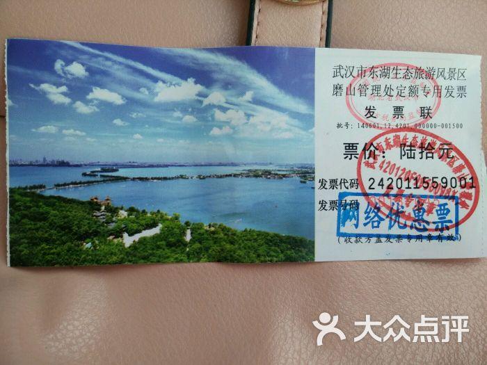 东湖磨山风景区图片 第28张