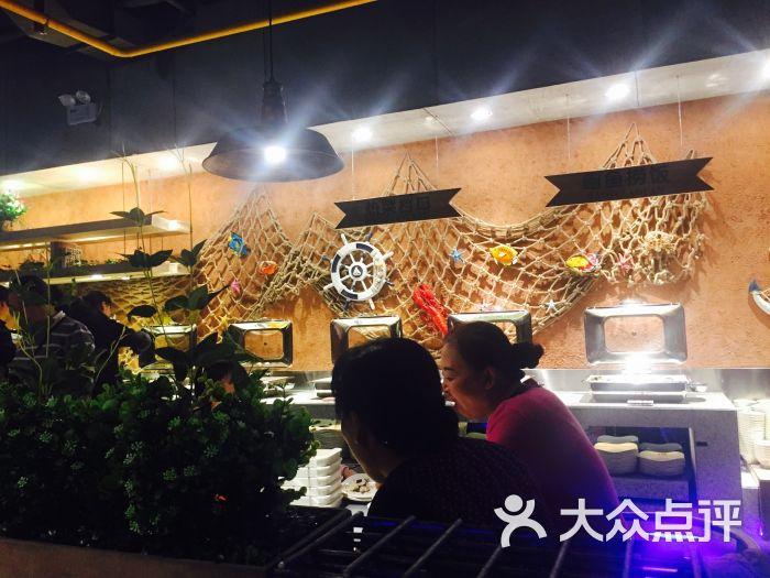 佰烧海鲜烤肉自助(锦艺店)-图片-郑州美食-大众点评网