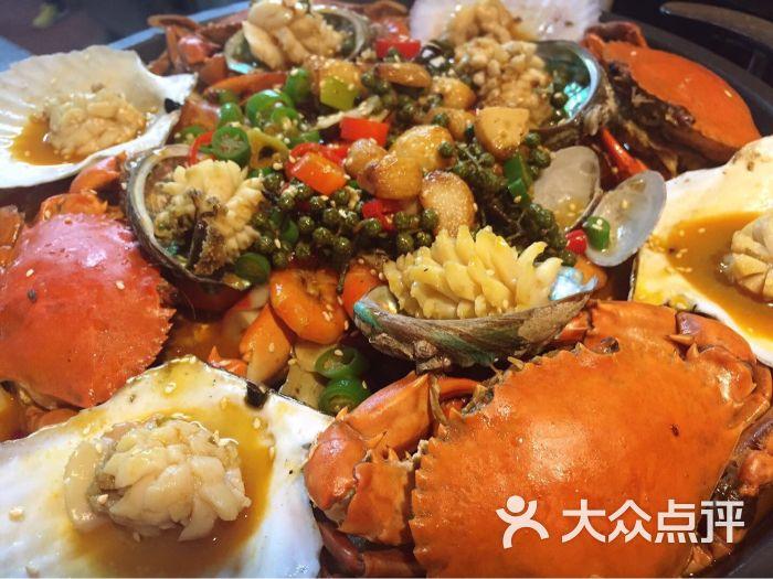 (原九樽阁)-海鲜盛宴-菜-海鲜盛宴图片